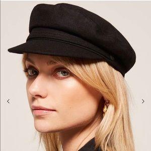 Brixton x Reformation Fiddler Hat